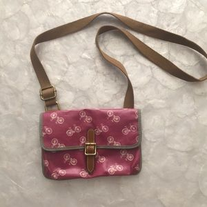 Fossil Crossbody Bicycle Bag